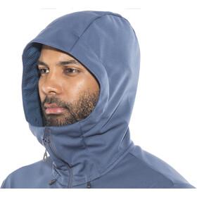Mammut Ultimate V SO Hooded Jacket Herren jay-jay melange